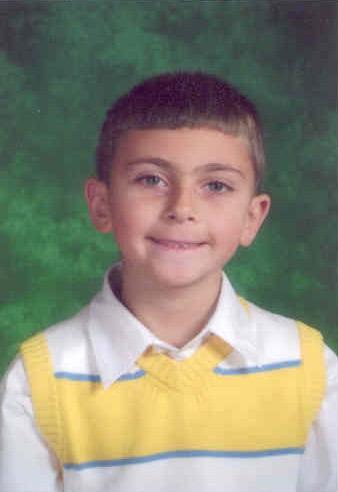 Pietro Lisanti 2nd Grade