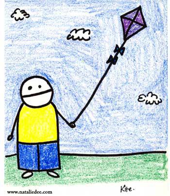 "Natalie Dee's ""Kite"""