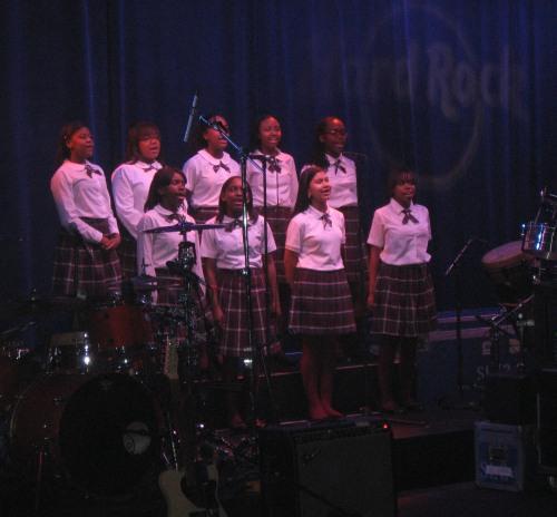 MCHR Choir