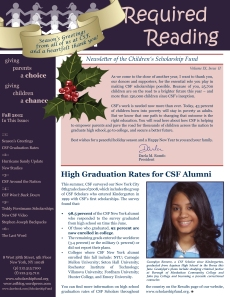 Fall12NewsletterCoverWeb